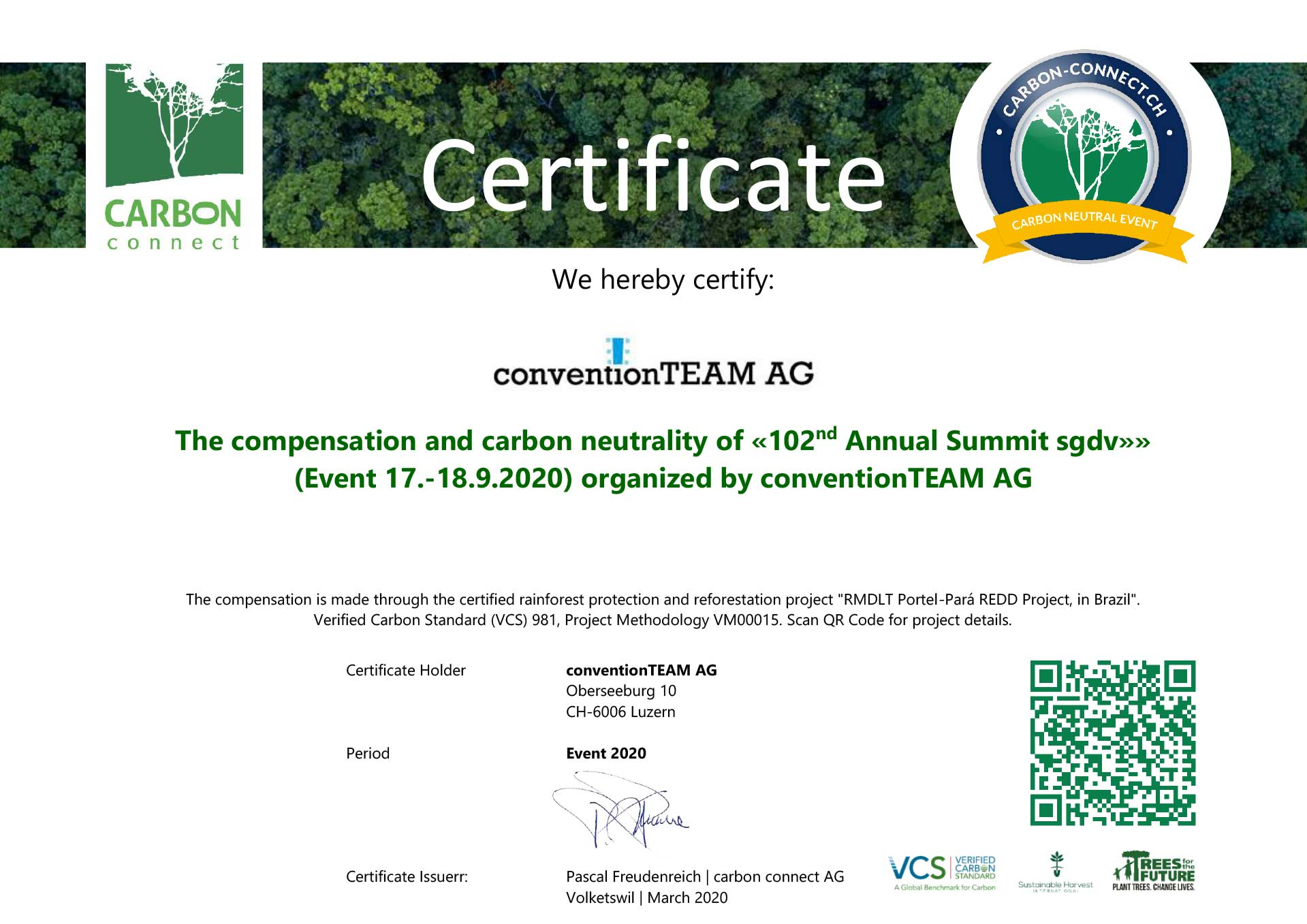 Klimazertifikat-conventionTEAM2020_E